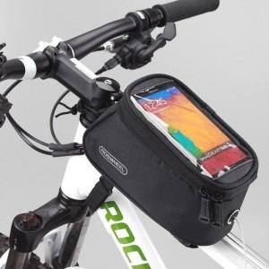 Mochila para bicicleta de montaña