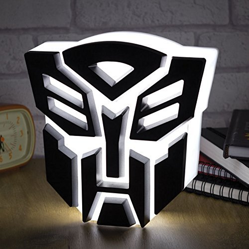 Aplique de pared Transformers