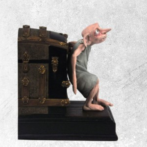Sujeta libros Dobby de y PotterHarr