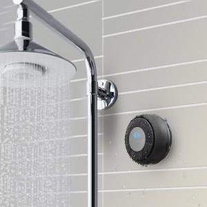 Altavoz Bluetooth para ducha