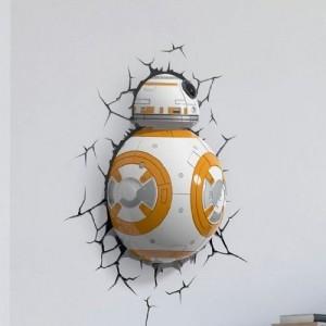 Lampara led BB-8
