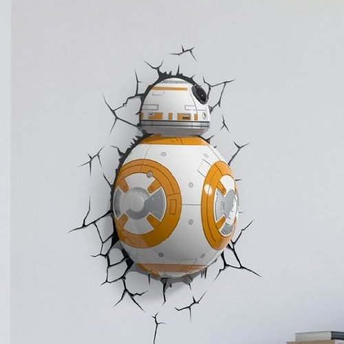 Lampara led BB-8