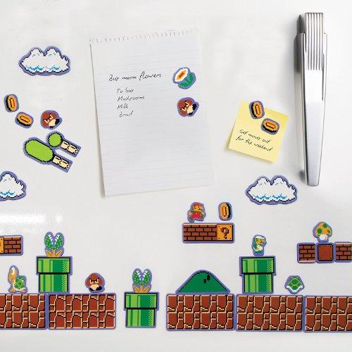 Set de imanes Super Mario Bros