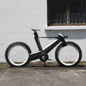 Bicicleta Inteligente sin Radios