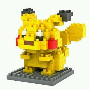 Pokemon Pikachu Juego de Construcción