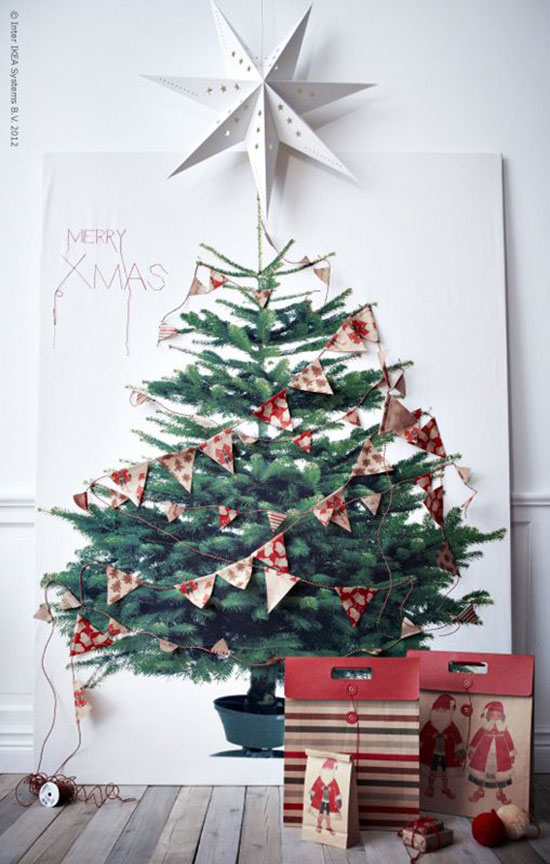 Árbol de Navidad original 2