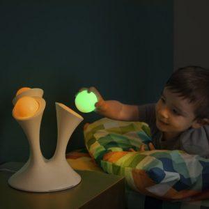 Lampara de Bolas de Luz portatiles