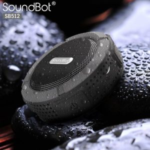 Altavoz impermeable con bluetooth