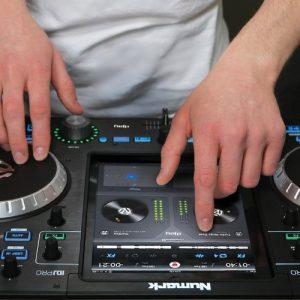 Mezclador Profesional para DJ