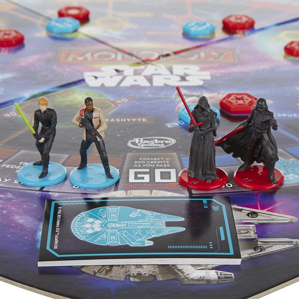 Monopoly Guerra de las Galaxias