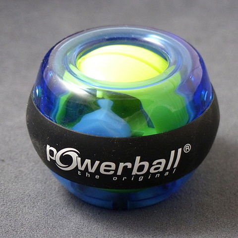 Esfera giroscópica Powerball