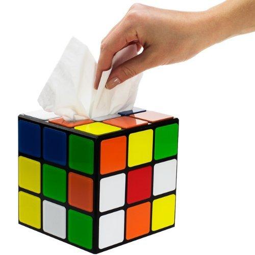 Porta Pañuelos Rubik