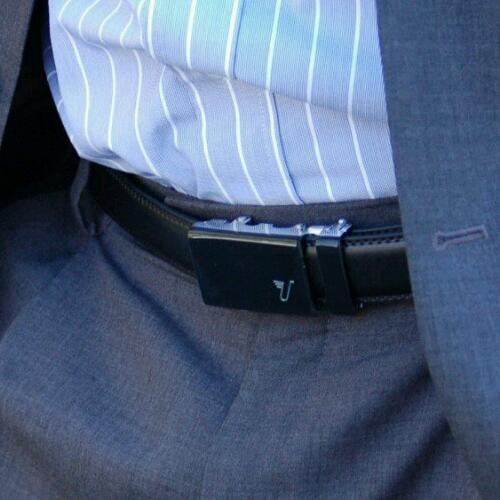 Cinturon ajustable sin agujeros