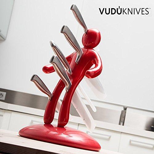 Juego de cuchillos Vudu