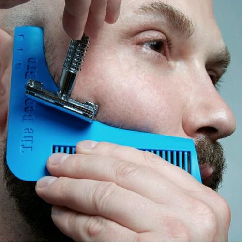 Modelador para barba