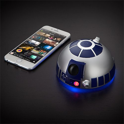 Altavoz Bluetooth R2D2