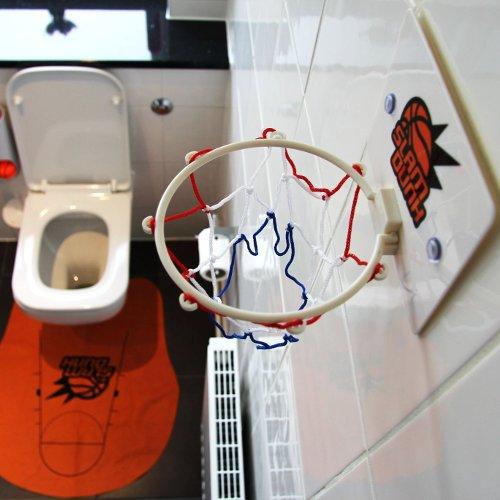 Conjunto de Baloncesto para el Baño