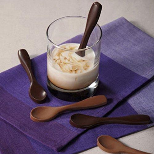 Molde cuchara para chocolate