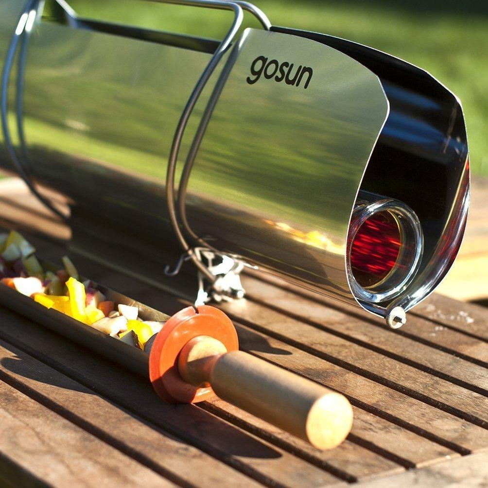 Cocina Solar Portable