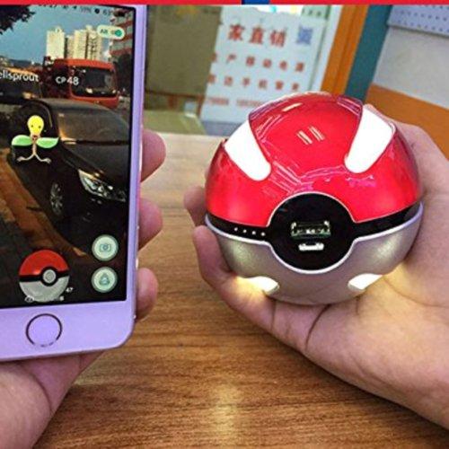 Batería Externa Pokemon Go