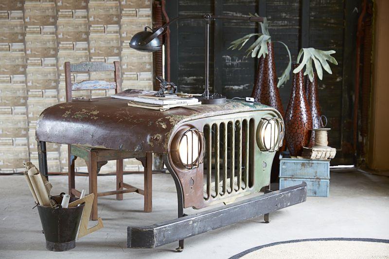 Mesa de Escritorio Jeep