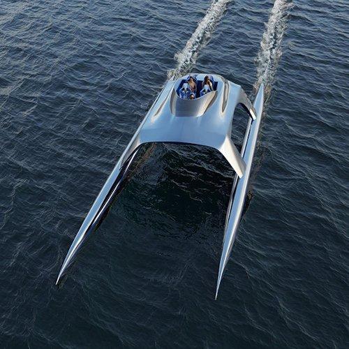 Yate Catamaran