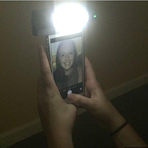 Flash para Selfie