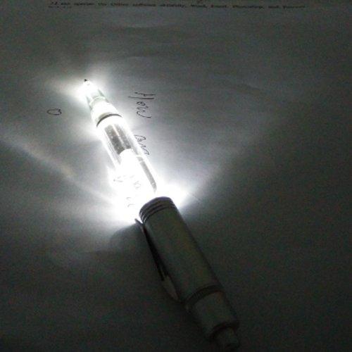 Bolígrafo con Iluminación Led