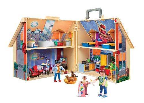Casa de muñecas playmobil navidad 2016