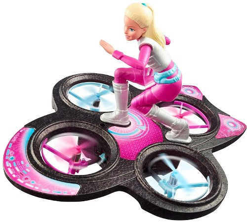 Dron Galactico de Barbie