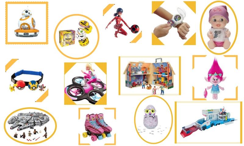 Los 15 Mejores juguetes de la Navidad 2016