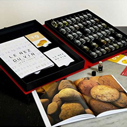 Set de Degustacion de Vino