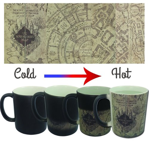 Taza Magica Harry Potter