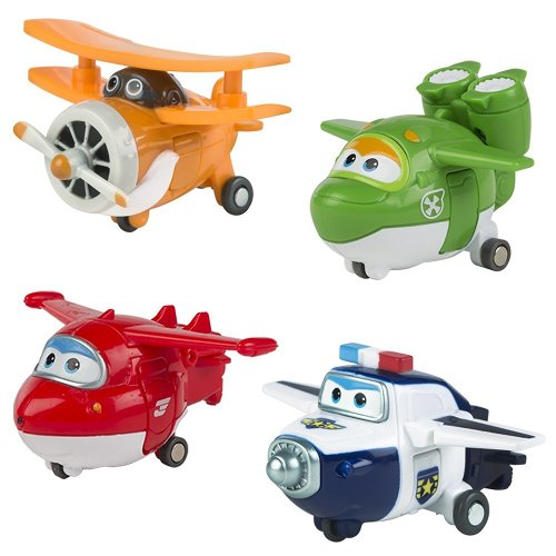 Transformables Super Wings