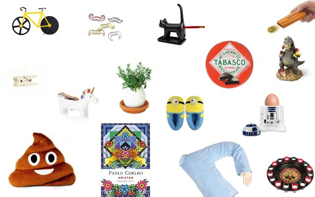 15 Ideas de Regalo para tu Amigo Invisible