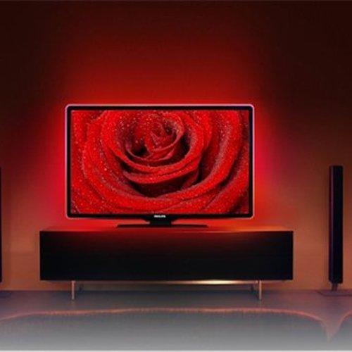Sistema Ambilight para TV