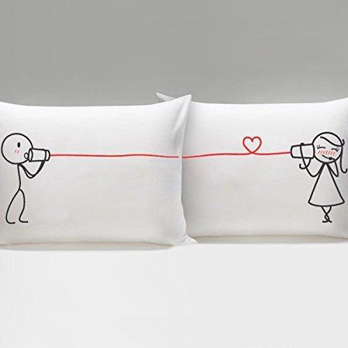 Fundas de almohada te quiero