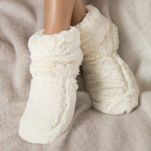 Zapatillas para Calentar en Microondas